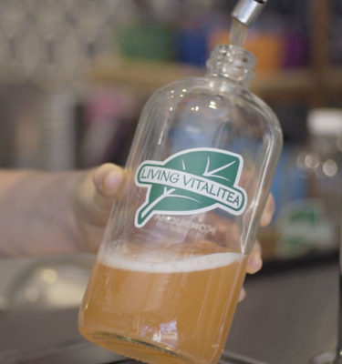 Kombucha Juice Bar