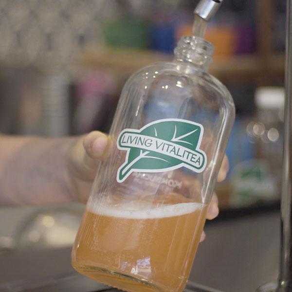 Kombucha Juice Bar