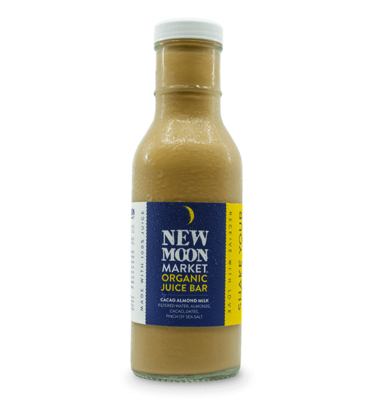 New Moon Market - Cacao Almond Milk