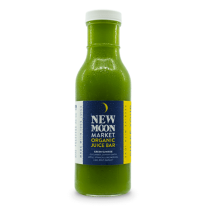 New Moon Market - Green Sunrise