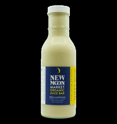 New Moon Market - Vanilla Almond Milk
